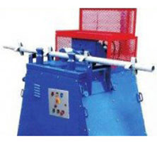 Tube straightening machine